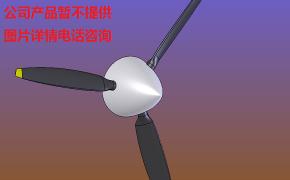 正反螺旋桨